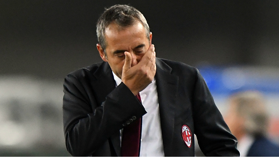 AC Milan part ways with Manager Marco Giampaolo