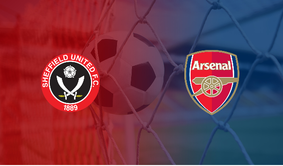 Arsenal to play Sheffield United tonight in the Premier League