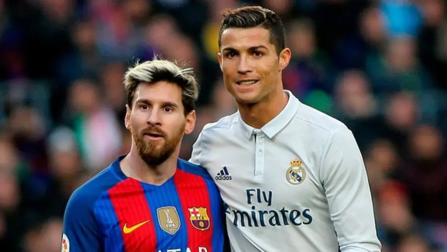 Cristiano Ronaldo admits 'Healthy Rivalry' with Lionel Messi made him a better player