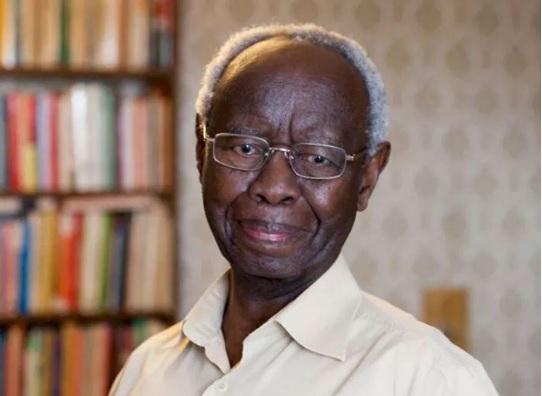 Rest in peace Dr. John Samuel Mbiti