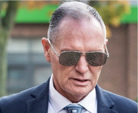 Paul Gascoigne, Ex-England footballer, is on trial for sexual assault
