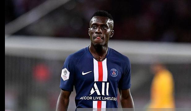 PSG Midfielder Idrissa Gueye is injured