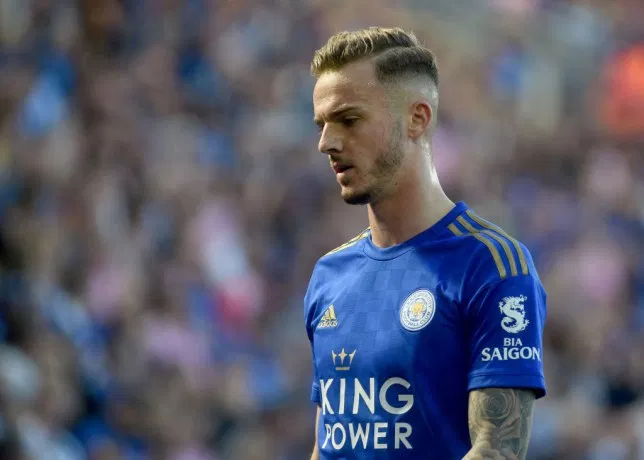 James Maddison withdraws from the England squad due to illness