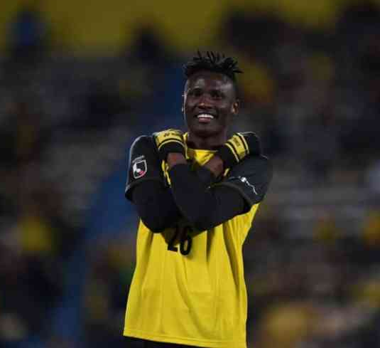 Michael Olunga's good form continues
