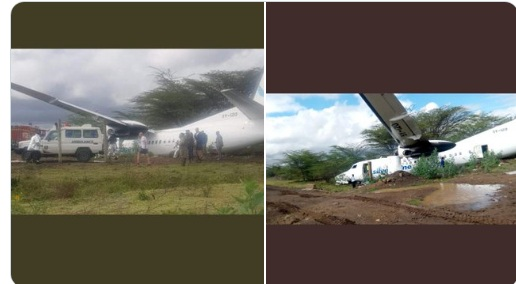 Silverstone Air crashes after takeoff from Wilson Airport Nairobi