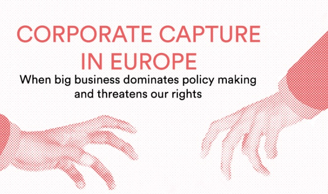 Corporate Capture definition
