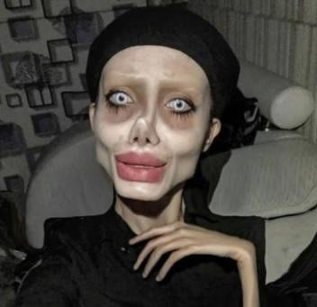 "Instagram star, Sahar Tabar, or Iranian Angelina Jolie ""arrested for blasphemy"""