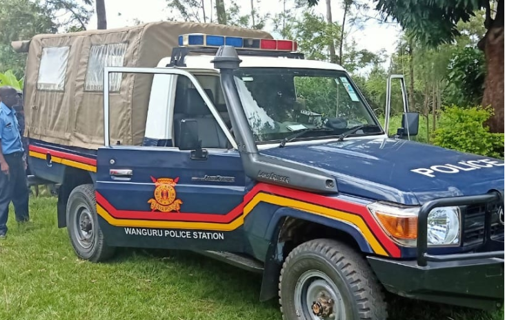 Man commits suicide within the Church compound in Kirinyaga County