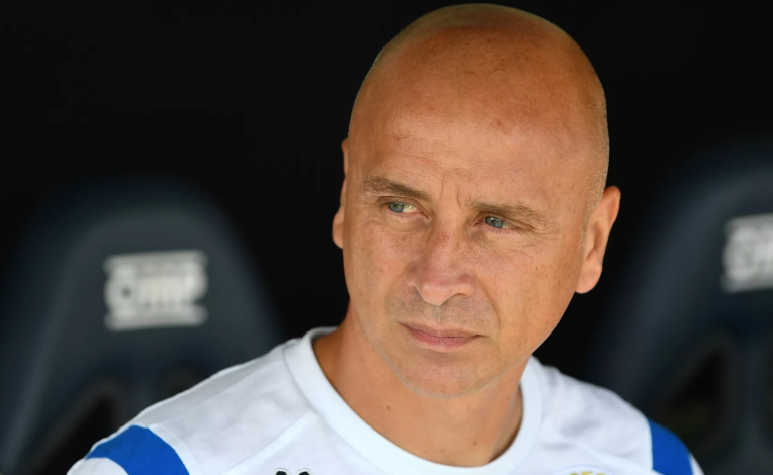 Brescia sack Head Coach Eugenio Corini