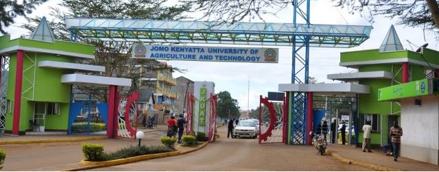Jomo Kenyatta University of Agriculture and Technology has been closed indefinitely