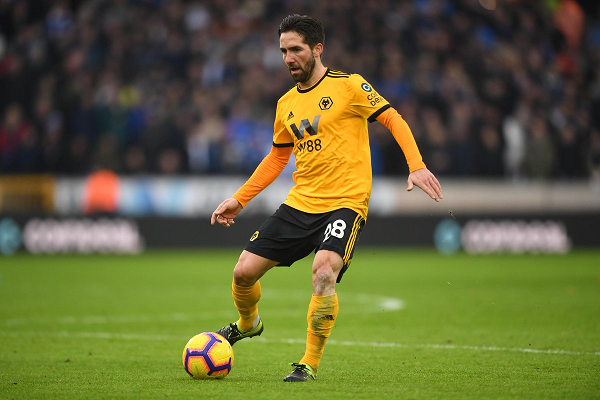 Joao Moutinho pens a new deal at Wolves