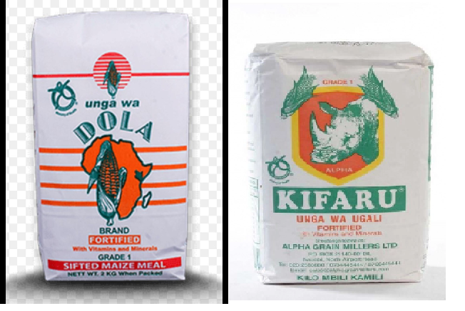 Kifaru and Dola Maize flour brands are safe for consumption, says KEBS