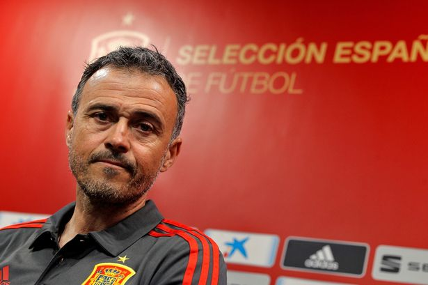 Luis Enrique has been re-appointed as Spain manager as Roberto Moreno quits