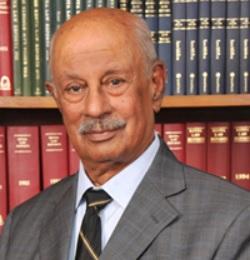 Zahir Malik, Kenya's oldest Senior Counsel reveals that bench standards have fallen