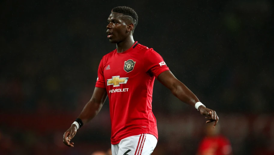Paul Pogba nearing return from injury