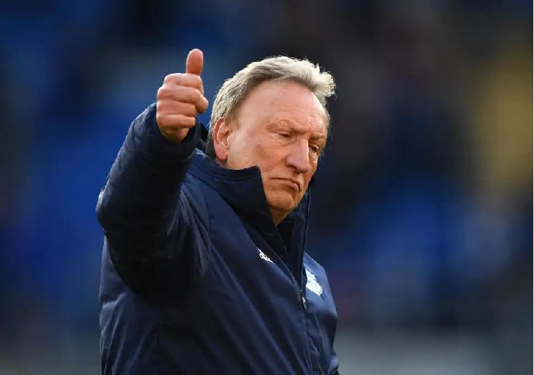 Neil Warnock leaves Cardiff City