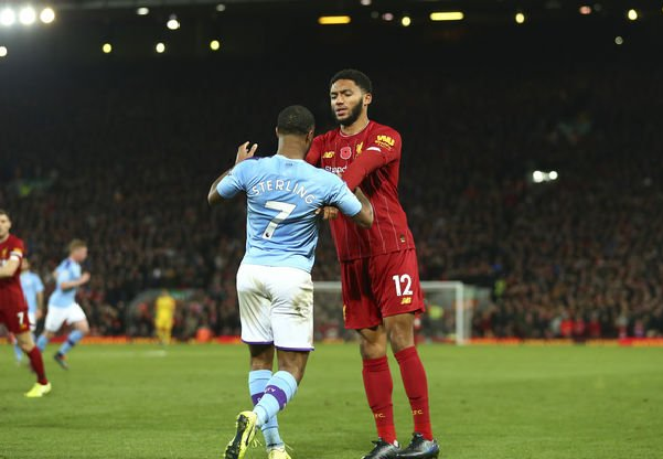 England drop Raheem Sterling for Montenegro match after bust up with Joe Gomez