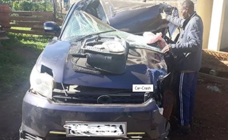 School Principal dies in a car accident on their way to collect exam materials