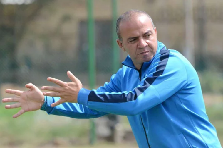 Melis Medo has been sacked by Wazito FC after just 4 games in charge