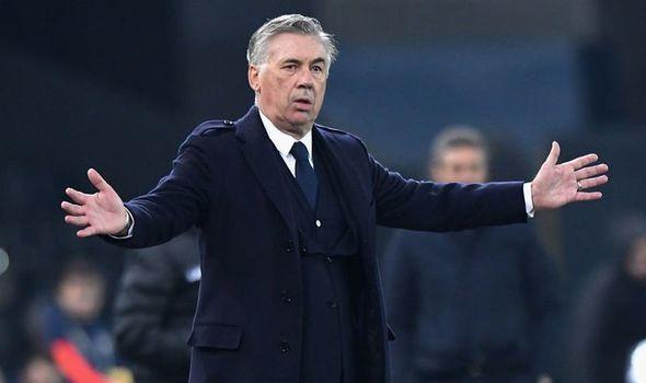 Carlo Ancelotti sacked by Napoli
