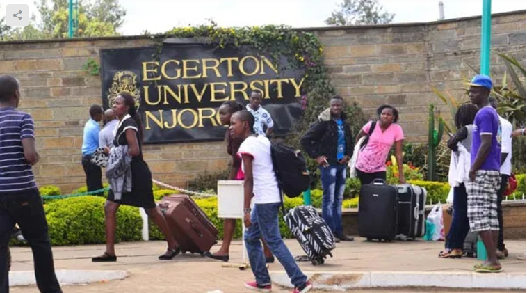Egerton University closed indefinitely over student protests