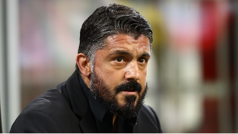 Gennaro Gatuso has been appointed as the Head Coach of Napoli