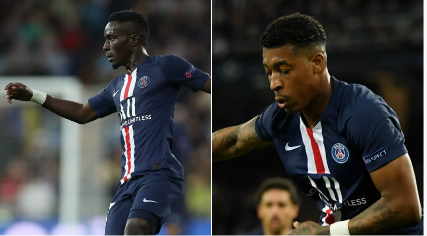 Paris Saint Germain confirm Presnel Kimpembe and Idrissa Gueye injuries