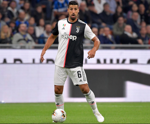 Juventus Midfielder Sami Khedira to be sidelined for up to three months