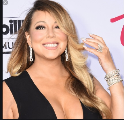 Mariah Carey is the 1st Artist in history to have a no.1 song in four different decades