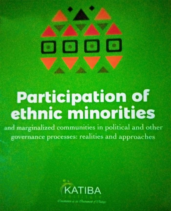 Report: Participation of ethnic Minorities in Kenya