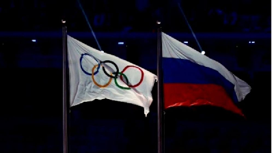 Russia to miss 2020 Olympics and 2022 World Cup after four years ban by Wada