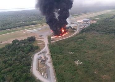Al shabaab attacks US naval base in Kenya