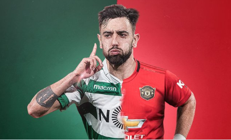 Manchester United are close to signing Sporting Lisbon midfielder Bruno Fernandes