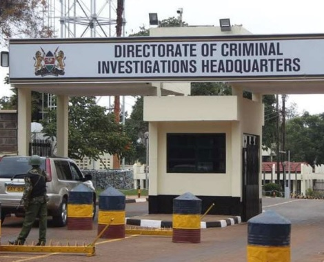 DCI disbands Flying Squad
