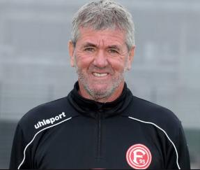 Fortuna Dusseldorf sack Friedhelm Funkel