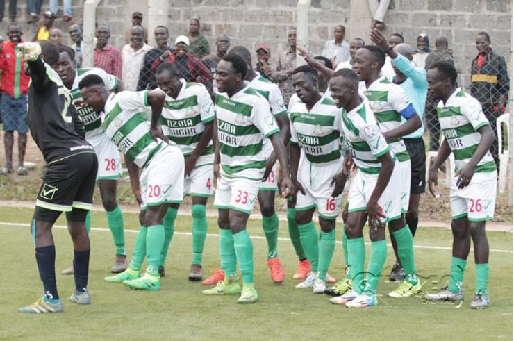 Nzoia Sugar FC Head Coach denies match fixing claims
