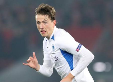 Sheffield United sign Sander Berge