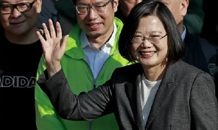 Tsai Ing-Wen re-elected in Taiwan in rebuke to China