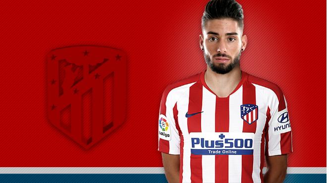 Yannick Carrasco rejoins Atletico Madrid on loan
