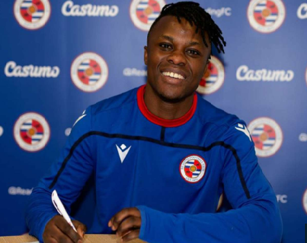Ayub Timbe joins championship club Reading FC on loan from Beijing Renhe