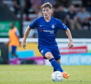 Chelsea promote youngster to first team