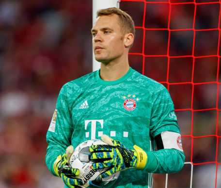 Manuel Neuer is a doubt for Bayern's trip to Cologne
