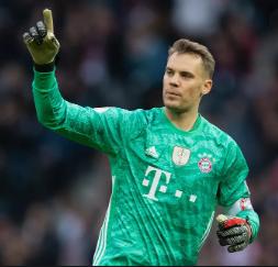 Manuel Neuer wants Bayern Munich stay
