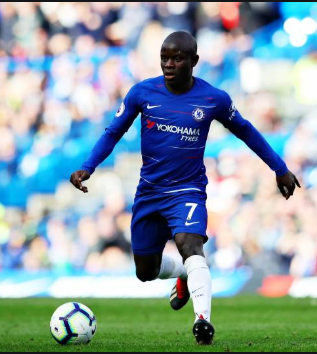 N'golo Kante to miss up to five games due to muscle injury