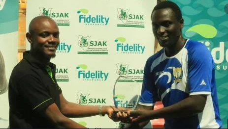 Nicholas Muyoti named KPL Coach of the month of January