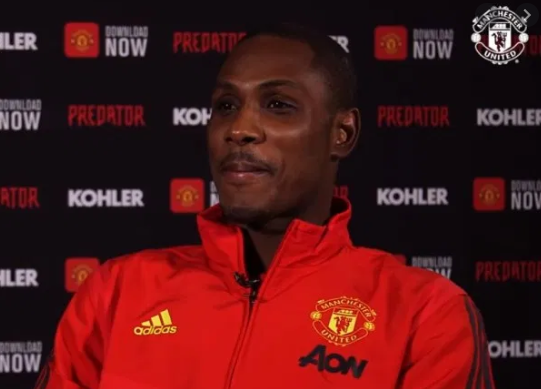 Odion Ighalo 'desperate' to make his Manchester United debut