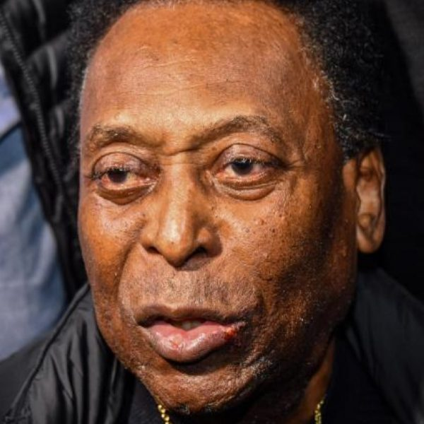 Pele says he's 'not afraid' as he dismisses his son's depression claims