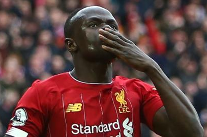 Sadio Mane donates £41,000 to Senegal to help fight coronavirus