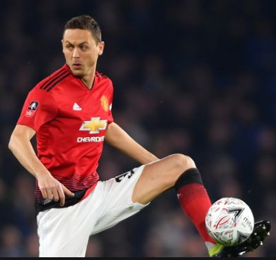 Manchester United trigger contract extension in Nemanja Matic's contract