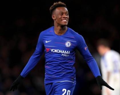 Chelsea forward Hudson Odoi tests positive for Coronavirus